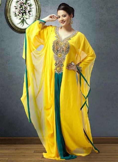 3 Types of Kaftan Dresses for Glamorous Look   LooksGud.in
