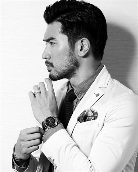 godfrey gao side profile godfrey gao tumblr