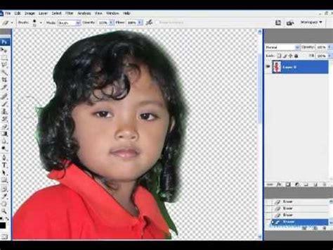 tutorial photoshop cs3 ganti background cara mudah ganti background di photoshop cs3 youtube