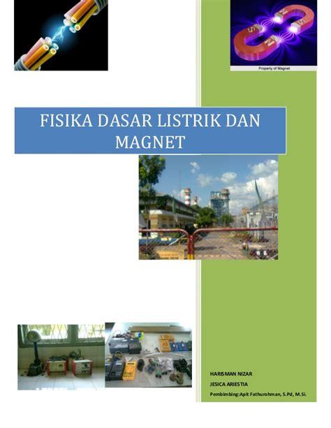 Cd Listrik Dan Magnet modul fisika listrik dan magnet