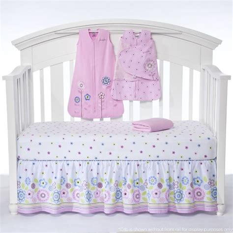 Safe Crib Bedding Halo Safe Sleep Crib Set Review