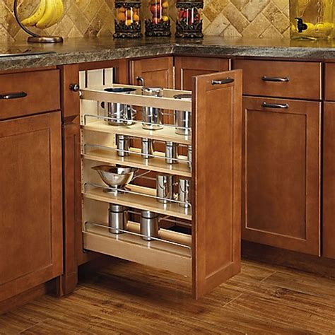 6 inch kitchen cabinet buy rev a shelf 174 6 inch base cabinet soft close pullout