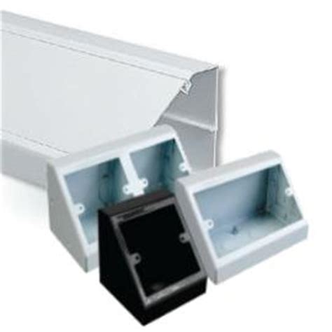 pvc bench trunking trunking systems