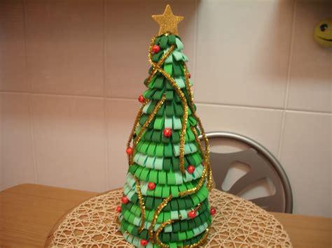 como hacer arbol de navidad con goma eva my crafts and