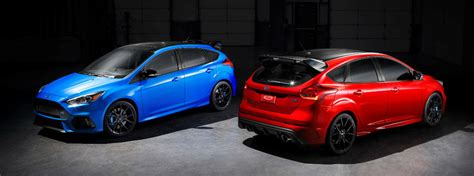 ford focus 2018 release date 2018 ford focus rs limited edition release date
