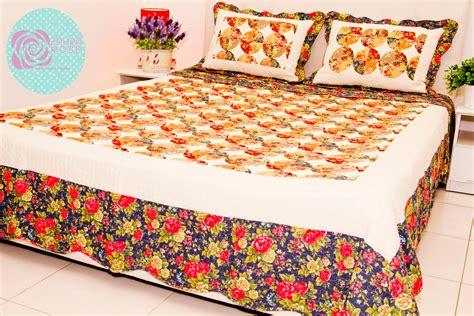 Patchwork Bed Sheets - zahra design cotton patchwork bed sheet cotton