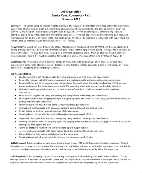 resume sample for youth counselor danaya us