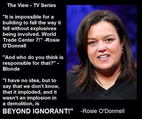 Rosie Odonnell Is Staying On The View For Now by Jeff Donnell Memes Image Memes At Relatably