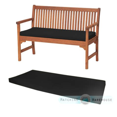 2 seater bench cushion outdoor waterproof 2 seater bench swing seat cushion