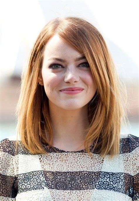 medium haircuts 2015 for round face hairstyle trends globezhair 21 trendy hairstyles to slim your round face popular