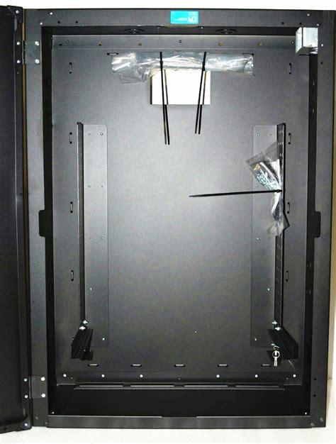 cpi wall mount cabinet cpi 13050 723 thinline ii 6u 26 quot w x 36 quot h x 12 quot d wall mount
