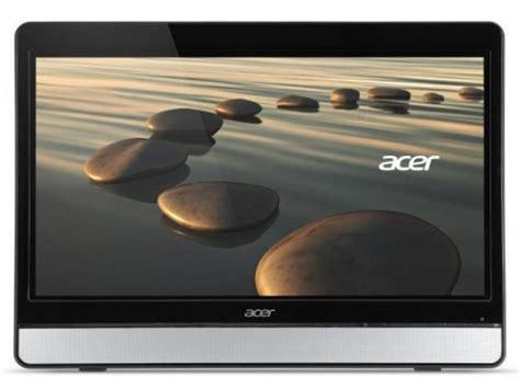 Harga Acer Ft200hql acer rilis monitor led touch screen 20 dengan harga