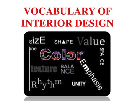 interior decorating vocabulary interior design vocabulary list psoriasisguru com