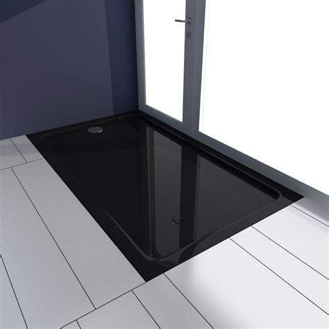 piatto doccia 70 120 articoli per piatto doccia rettangolare in abs nero 70 x