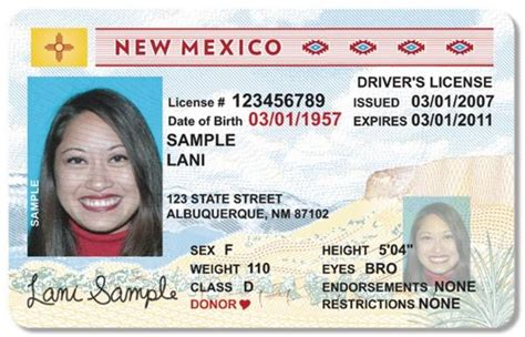 mexican id card template hung jury declared in nm driver s license kunm