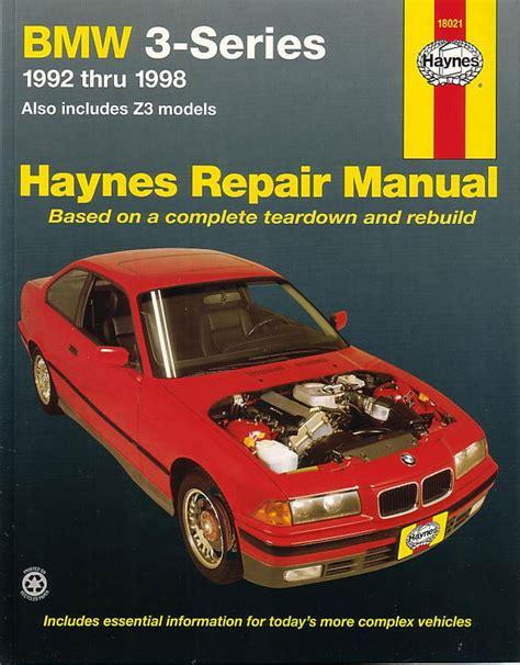 book repair manual 2003 bmw m3 security system shop manual service repair book haynes 3 series guide chilton ebay