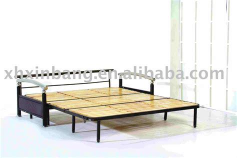 foldaway bed folding bed view folding bed xinbang xinbang product details from jiangmen xinhui