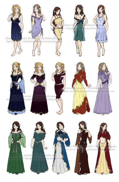 design art wear dress n clothes designs p2 diferion royal women by