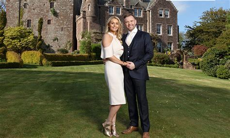 Exclusive! Darren Day and wife Stephanie Dooley renew