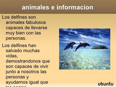 imagenes no realistas con informacion animales e informacion