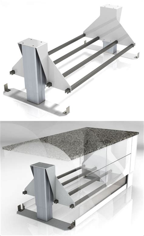 height adjustable kitchen table adjustable height kitchen table decks plans