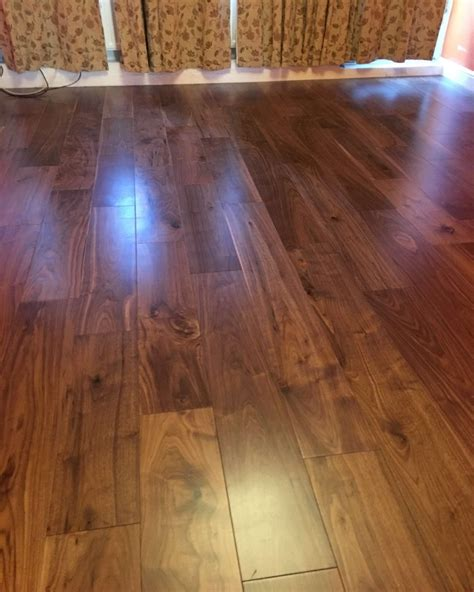 walnut flooring black american walnut wood stock engineered flooring 189mm wood4floors