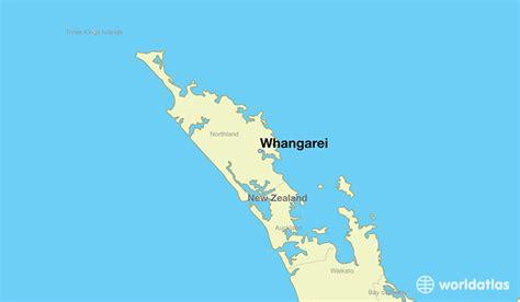 New Zealand Address Finder Where Is Whangarei In New Zealand Map Deboomfotografie