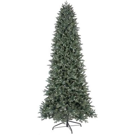 ge 9 ft just cut deluxe aspen fir artificial christmas