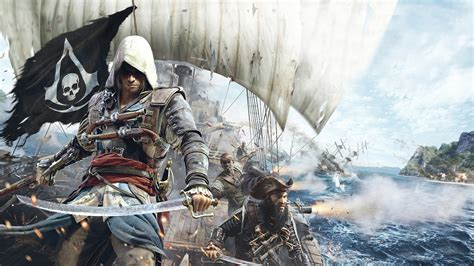 black flag assassins creed assassins creed 4 black flag game wallpapers hd wallpapers id 13058