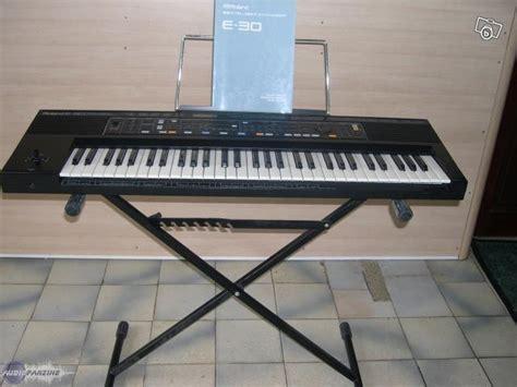 Keyboard Roland Tipe E roland e30 image 769589 audiofanzine