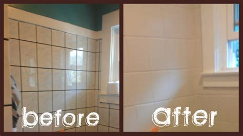how to paint over bathroom wall tile 500 bathroom makeover in 3 days