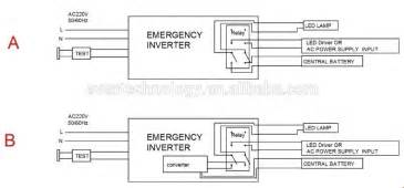 central lighting inverter wiring diagram wiring diagrams