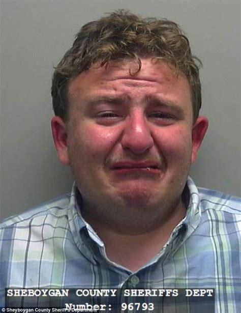 teen cries in mugshot after alleged sexual assault photos