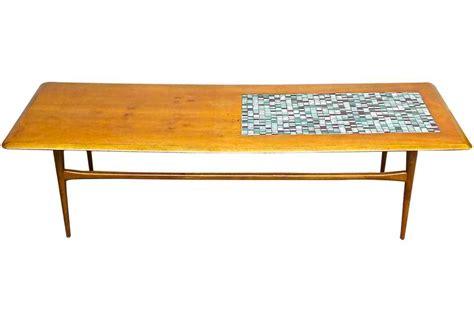 Mid Century Modern Coffee Table   Omero Home