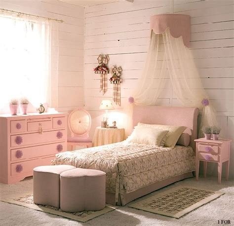 young home decor romantic and classic interior decor for young girl bedroom