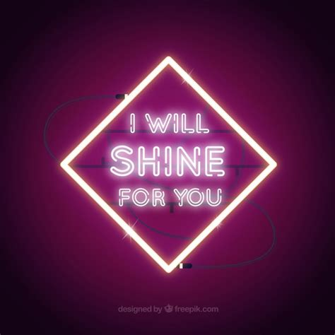 light purple picture frame purple background of neon lights frame with message vector