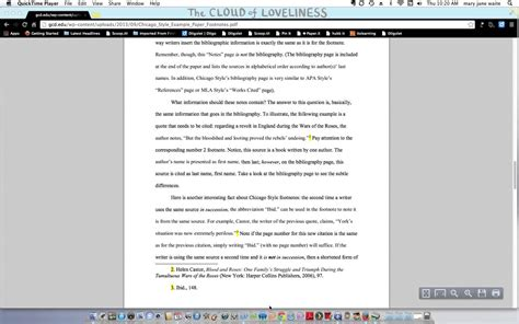 format all footnotes word chicago essay style exles of resumes chicago style