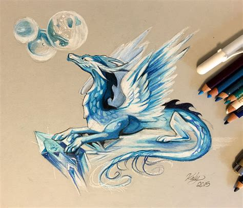 pen dragon tattoo wild animal spirits in pencil and marker illustrations by