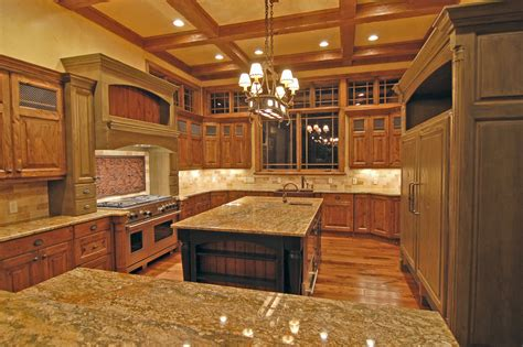 Tuscan Kitchen Island by 47 Luxury U Shaped Kitchen Designs