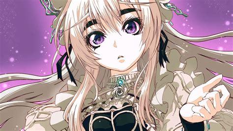 wallpaper cute anime girl cute anime girl hd wallpaper picture image