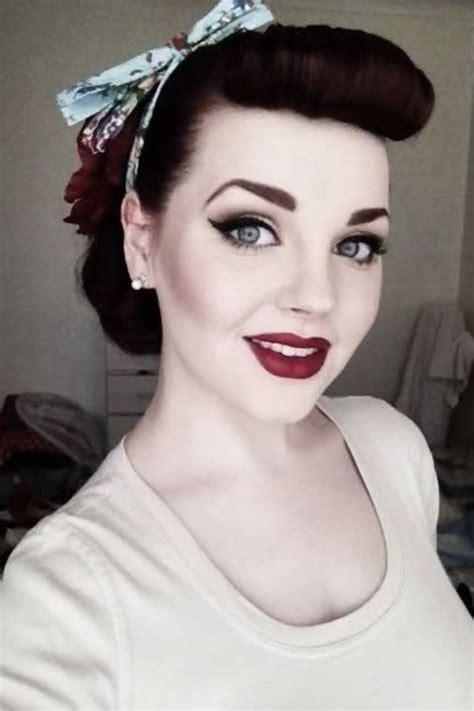 hair and makeup blogs http www mahogany com br blog como fazer estilo pin up