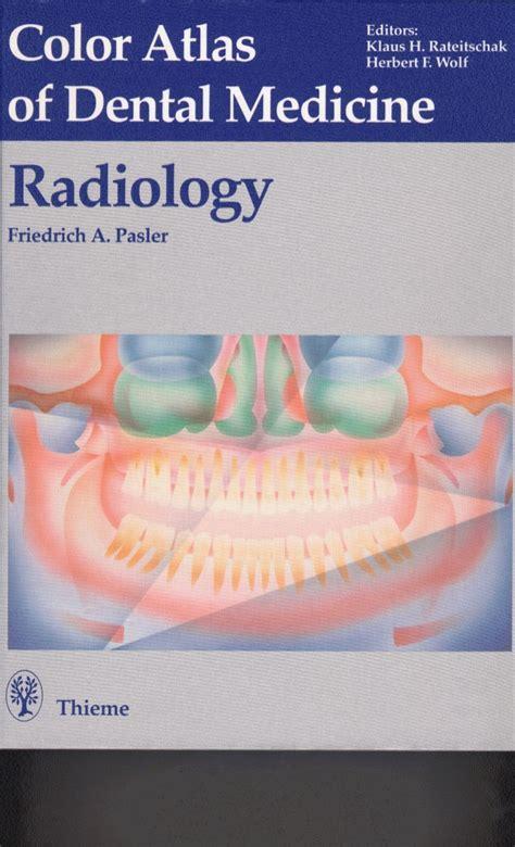 Cd E Book A Color Atlas Of Orofacial Health And Diseases In Children color atlas of dental medicine radiology