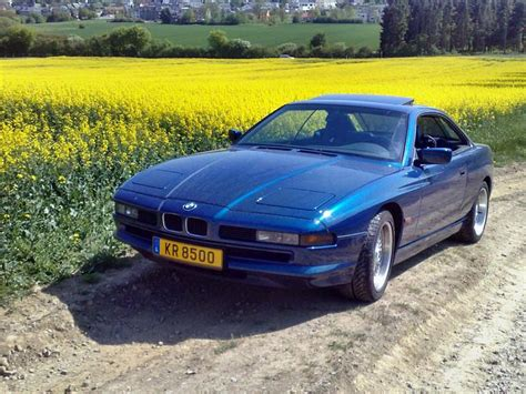 Bmw Serie 1 Coupé Occasion Luxembourg by Bmw Serie 8 E31 850ci 326 Ch Coup 233 Bleu Occasion 32 000