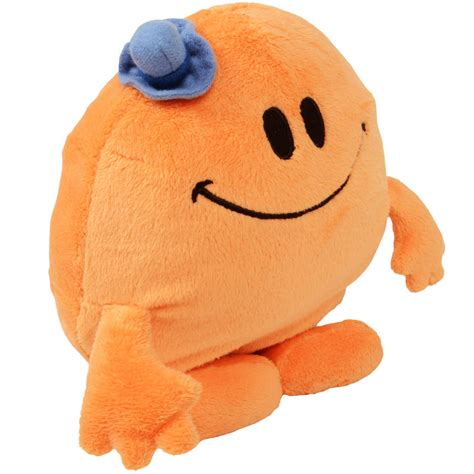 cuddly plush soft toy mr men and little miss character mr