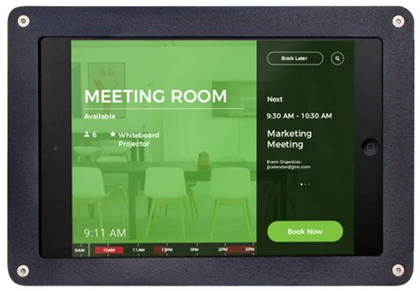 room booking meeting room display workscape meeting room booking system
