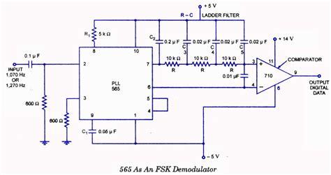 Or Fsk Demodulator