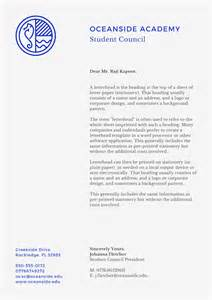 Official Company Letterhead Template Business Letterhead Templates With Logo Www Pixshark Images Galleries With A Bite