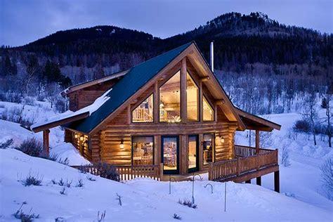 colorado log cabin homes log cabin winter scenes log home photo collection winter log cabin