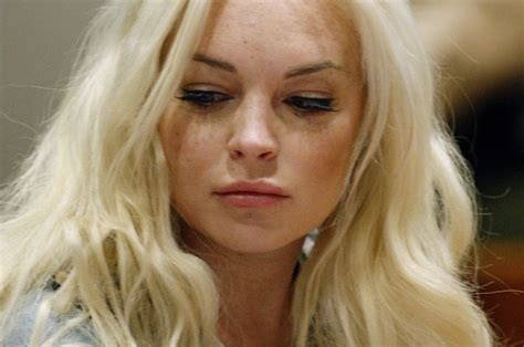 Has Lindsay Far by Chatter Busy Lindsay Lohan Struck Someone With Car