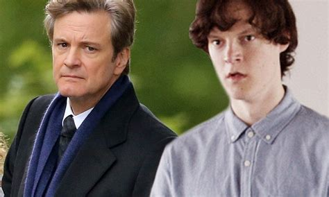 colin firth s will talks comparisons as he follows in